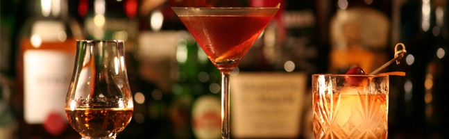 3 different cocktails you can make in a Cocktail making Team Building Activity