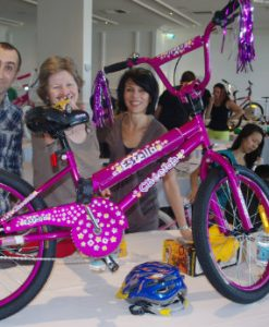 Bike-Factory-charity-team-building