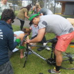 Bikes for Tykes Charity Team Building Adelaide