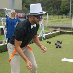 Lawn Bowls - team building activities Adelaide