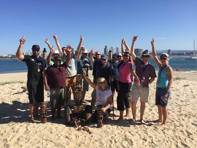 Survivor Team Building Activity Adelaide