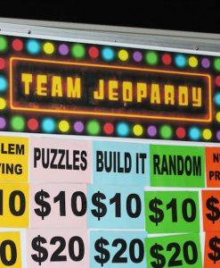 Team Jeopardy 007 website