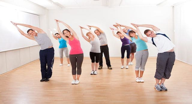 Cải thiện sức khỏe mỗi ngày nhờ tập thể dục
