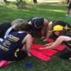 Survivor team building Perth