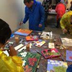 Art Raw Canvas Creative Team Building Perth