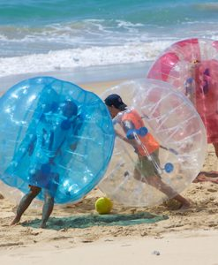 Bubble Soccer Image 1 website