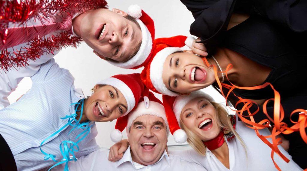 Christmas Team Building ideas