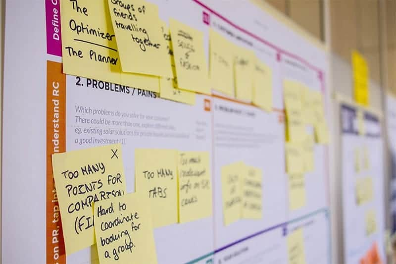 planning is the key to organising a successful team building activity