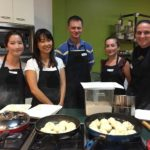 Cooking teamBuilding activities Canberra