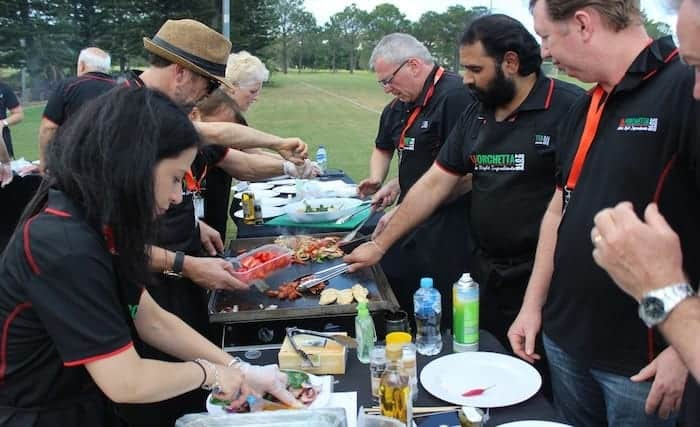 BBQ Battles - Cooking Team Building event Canberra